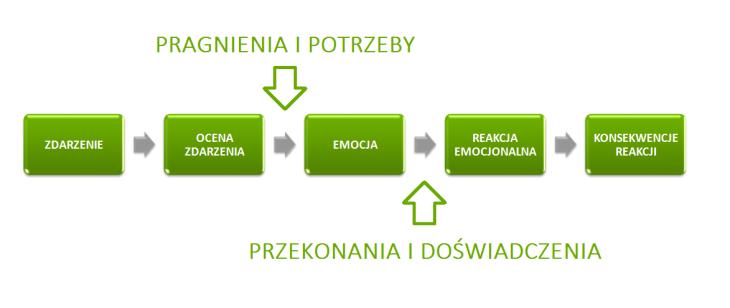 EMOCJE schemat